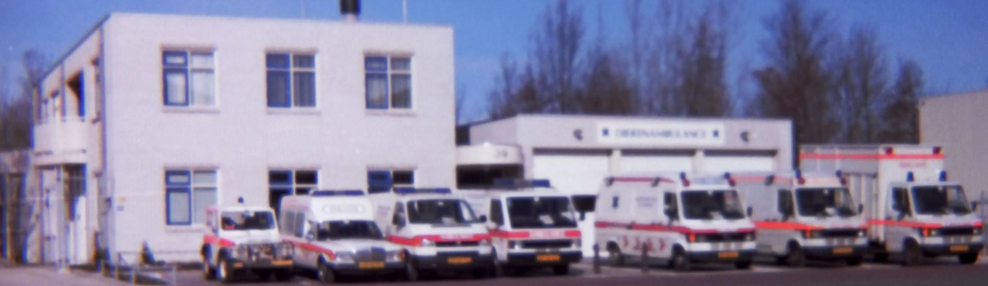 Nieuwbouw Stichting Dierenambulance de Wijs